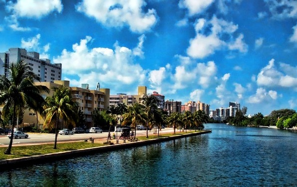Miami, Florida, USA - Honeymoon Destination