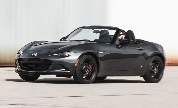 2016 Mazda MX-5 Miata Tested!
