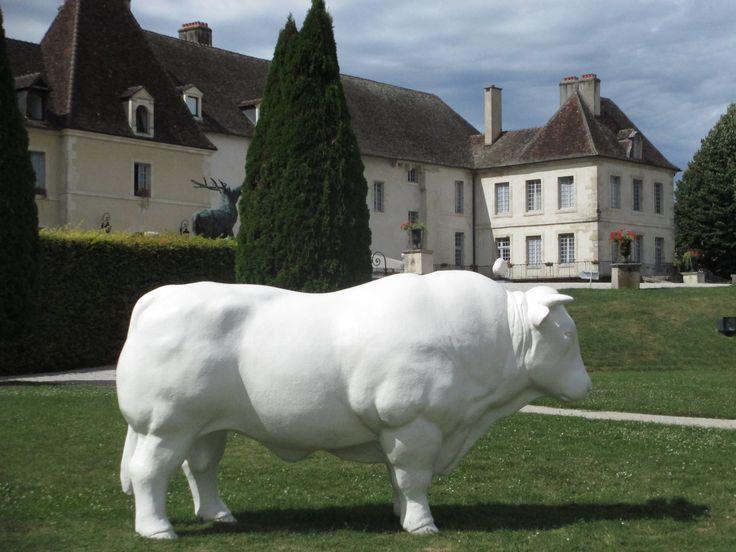 BOURGOGNE, Côte Du0027Or : Parc Du Château De Gilly Les Citeaux