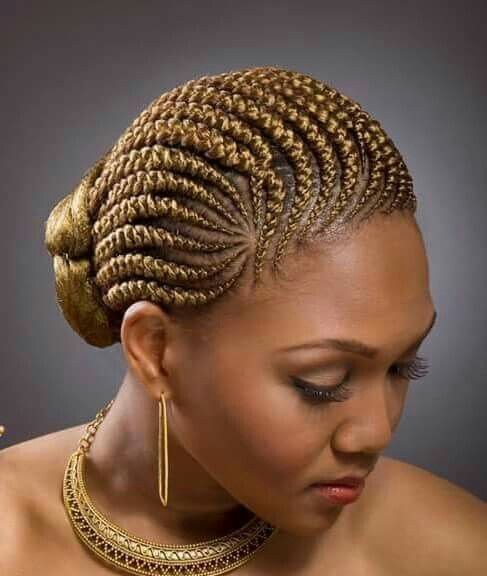 short scalp braids give