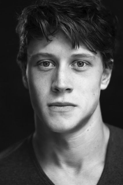 George Mackay <3 - Yup. The title How I Live Now fits perfectly...