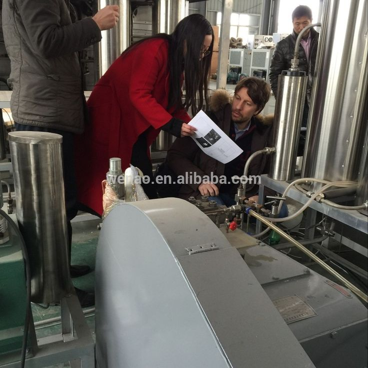 Extractor Type and Liquid Application Supercritical Co2 Extraction Machine