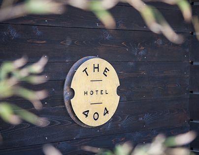 """Popatrz na ten projekt w @Behance: """"The 404 Hotel & Kitchen"""" https://www.behance.net/gallery/23535103/The-404-Hotel-Kitchen"""