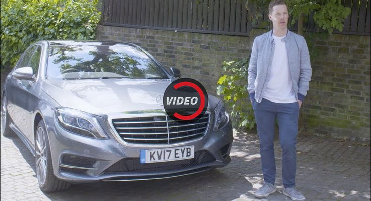 Mercedes-Benz S500e Gets Seal Of Approval From Benedict Cumberbatch