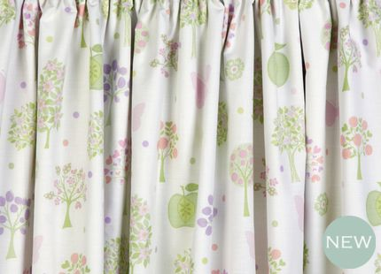 Esme Cotton Mix Blackout Ready Made Curtains. Eloiseu0027s room?  #LauraAshleySS14