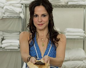 Pilot News: Weeds' Mary-Louise Parker to Star in NBC Comedy Feed Me. We miss you Nancy!