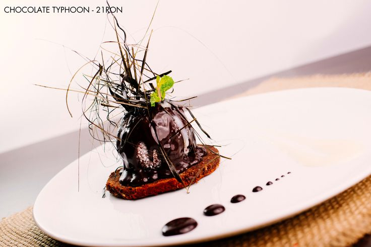 Chocolate Typhoon - your diet really needs a day off