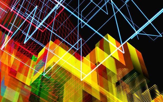 Miguel Chevalier immagina le città del futuro