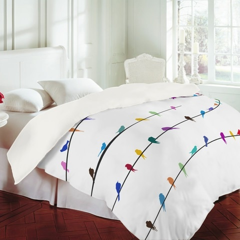 7 best bedspreads duvet covers images on pinterest bedspread bird on a wire bedspread urtaz Image collections