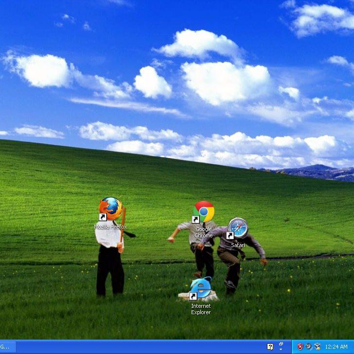 An Ode to Internet Explorer in All Its Laggy, Joke-Inducing Glory