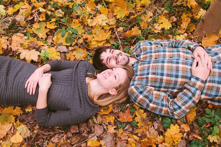 Creative Toronto Engagement Photographers