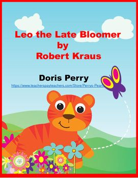 Adorable story that encourages children to be patient when learning. Resource includes a web link to video of book and an art activity. Worksheets include story vocabulary, cut and paste, comprehension questions and bulletin board printables. Pages 16-20 can be printed on legal paper for bulletin board.