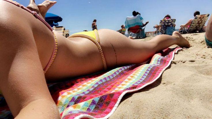 Paparazzi : ARIEL WINTER en Bikini sur la plage 23/06/2017 Instagram Picture