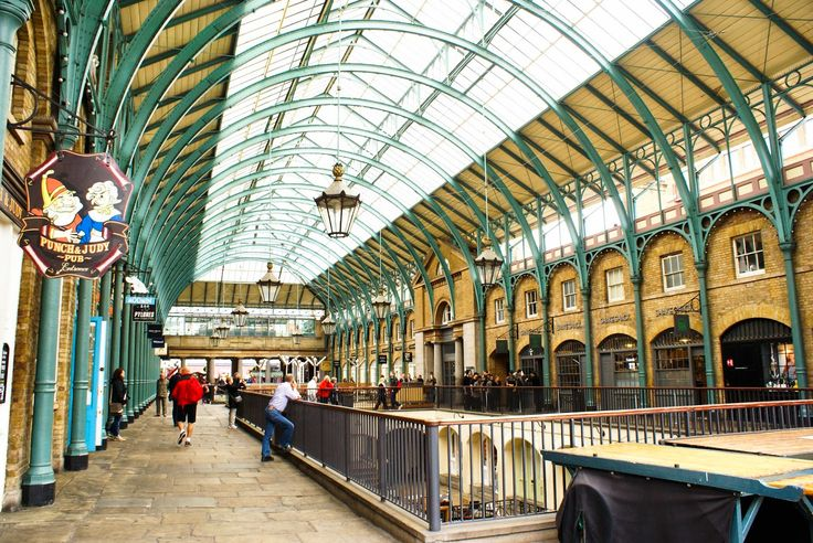 A trip to London - #1 Covent Garden
