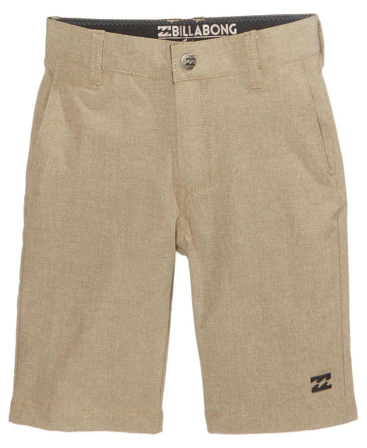 Billabong Crossfire Bermuda Shorts, Big Boys (8-20)