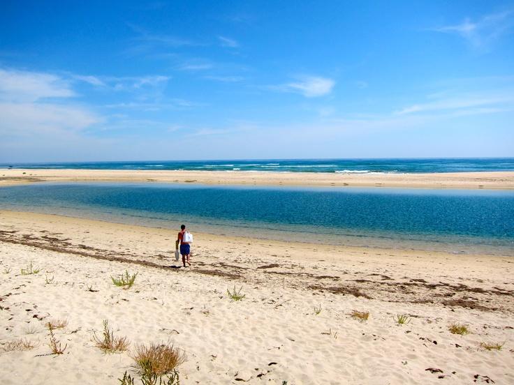Fuzeta Island, Algarve