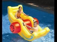 Inflatable See-Saw Rocker