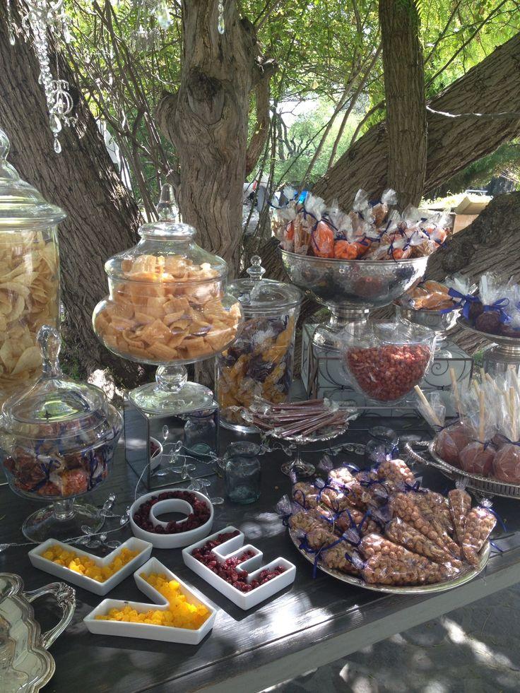 Mesa de dulces Love