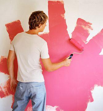 Estas ideas son para tener muy en cuenta. Espero que lo puedan leer.   http://www.visitacasas.com/paredes/%C2%BFcomo-evitar-las-marcas-e-imperfecciones-al-pintar/