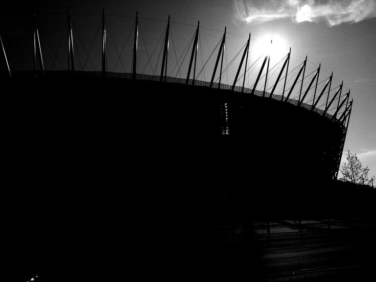 Warszawa. Stadion Narodowy