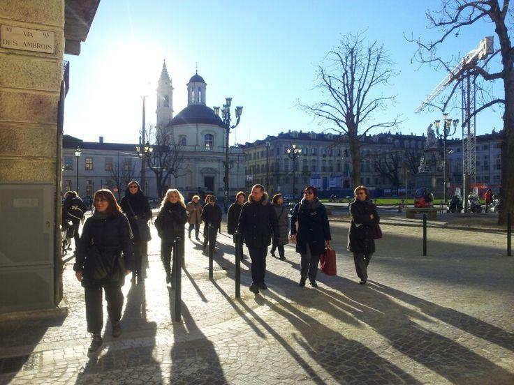 #guidebogianen i #tour nella #Torino che sorprende!