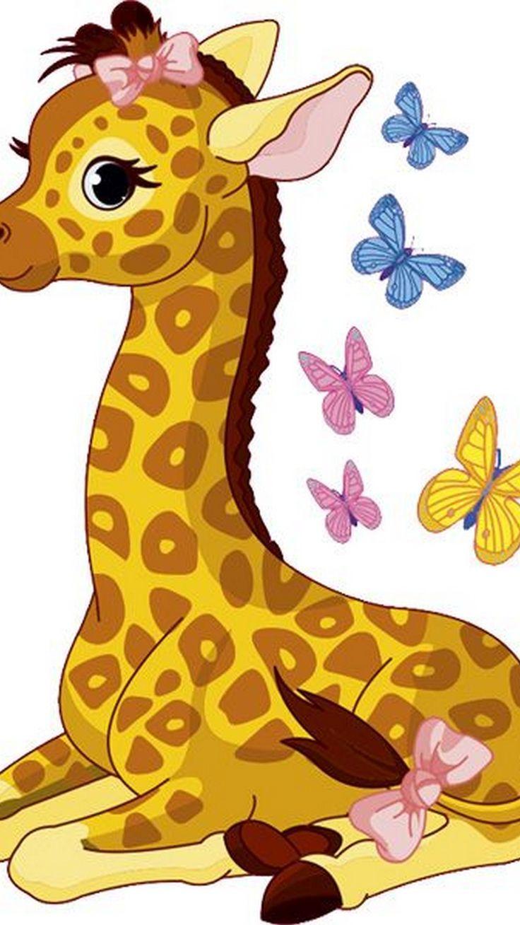 Cute Baby Giraffe Wallpaper Iphone Iphonewallpapers