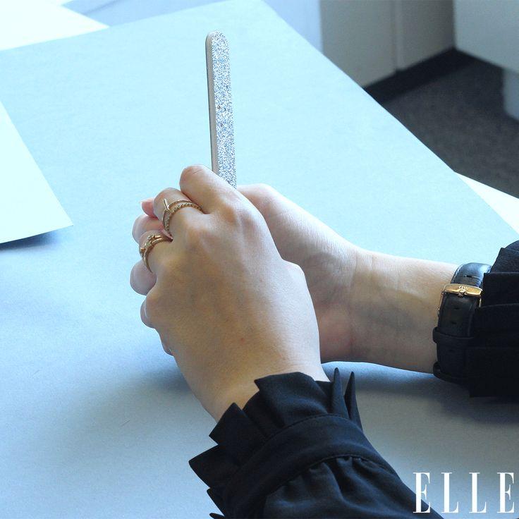 Comment limer ses ongles : tous nos conseils pour bien limer ses ongles - Elle