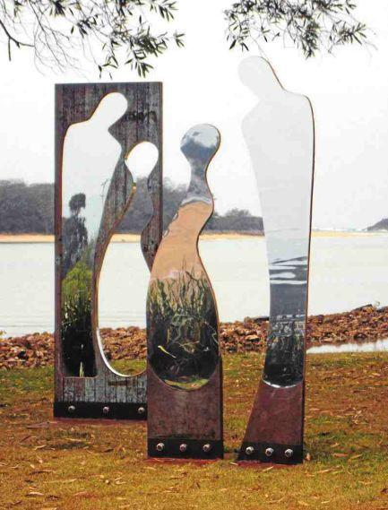 "Art Urunga - ""Sculpture in the Park"" | Coffs CoastSunday 18 January Morgo St Reserve Urunga"