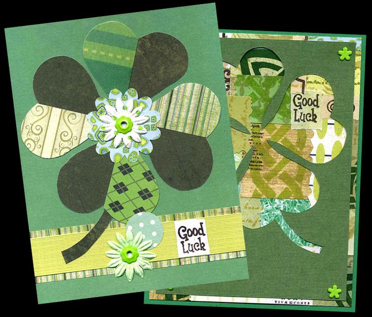 Here is a tutorial about how I made these St. Patrick's Day cards - http://www.chasenfratz.com/wp/make-st-patricks-day-cards/  #ccbcrew, #canvascorp, #7gypsies, #canvascorpbrands, @canvscorp, @7gypsies, @canvascorpbrands, @simplicitypatterns, #simplicitypatterns