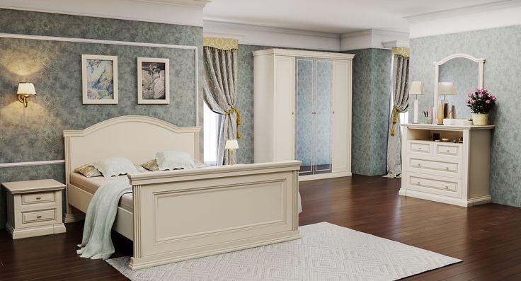 Спальня серия классика 1325 на заказ