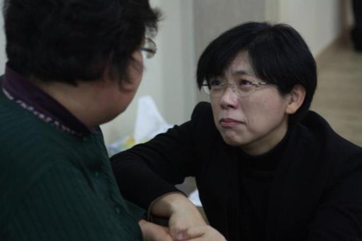 http://m.vop.co.kr/view.php?cid=576375  이정희 파주화재 동생 박군동생 빈소 눈물조문