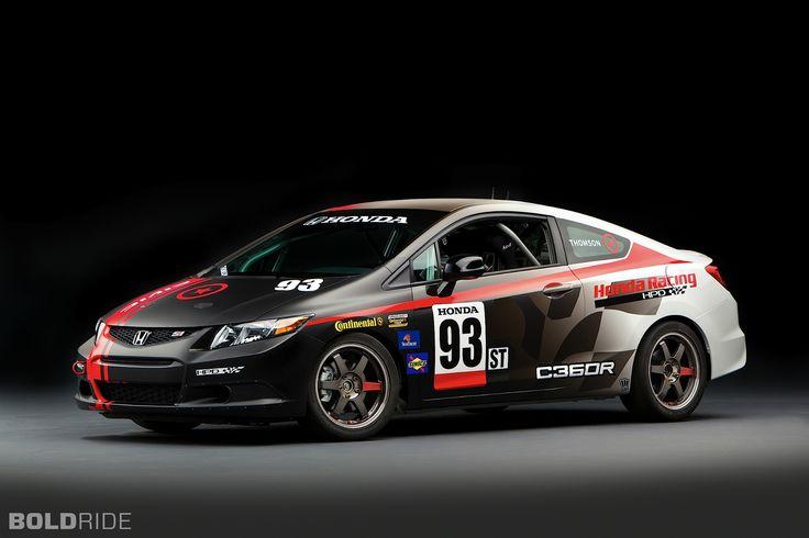 2012 Honda Civic Si Racing, honda civic 2012 wallpapers free ...