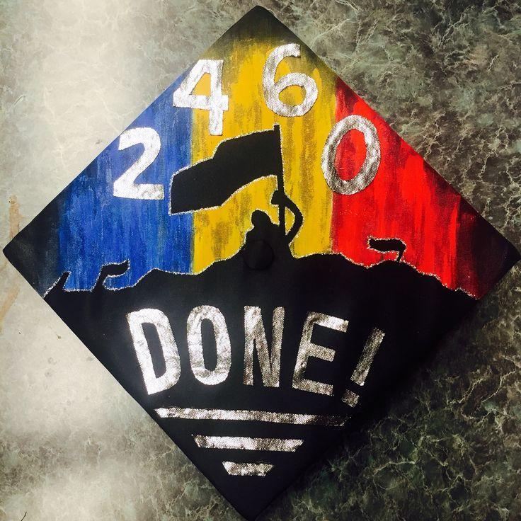 Graduation Cap Les Mis inspired 24601  2460 Done!