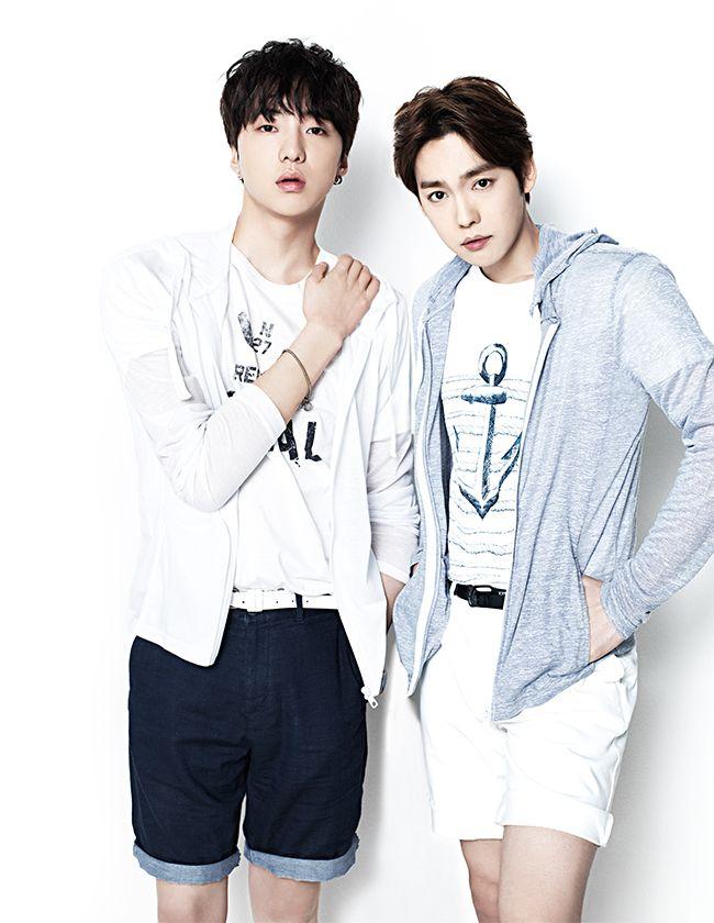 Seungyoon + Jinwoo