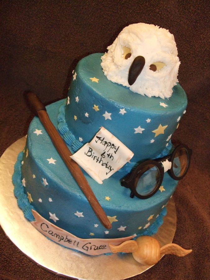7 best Harry Potter Theme images on Pinterest Harry potter cakes