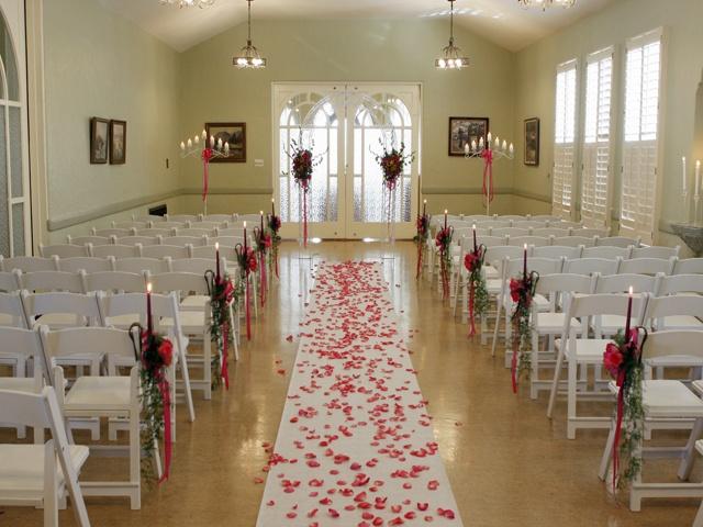 33 Best Indoor Wedding Ceremony Images On Pinterest