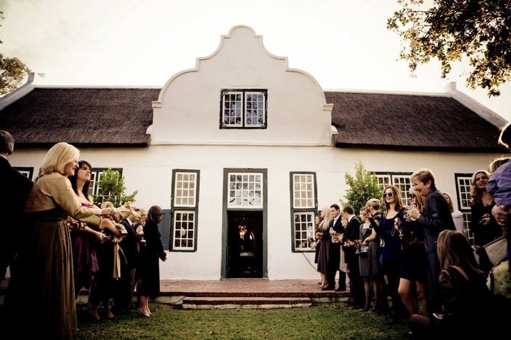 The original 17th Century manor house