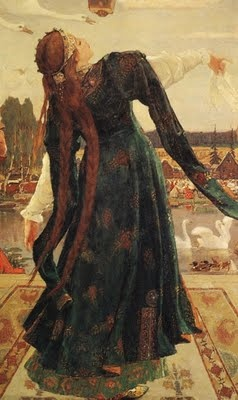 The Frog Princess - Viktor Vasnetsov