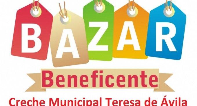 Creche Municipal Teresa de Ávila promove bazar da pechincha em setembro