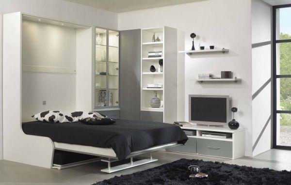 moins moderne t te de lit avec rangement pinterest. Black Bedroom Furniture Sets. Home Design Ideas
