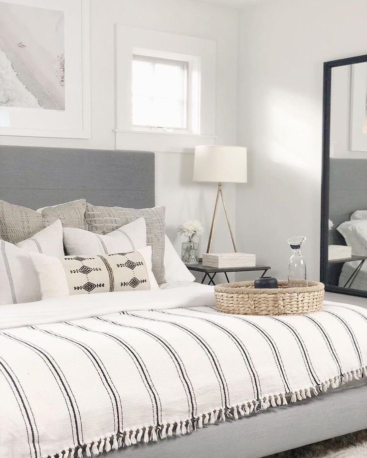 Modern Coastal Bedroom Design California Casual Bedroom Decor