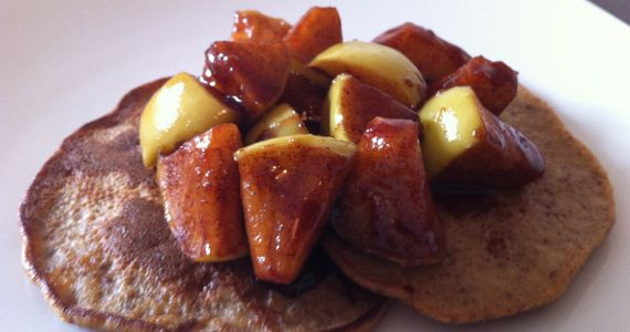 Paleo Pancakes - We've tried plenty of recipes and this is our favourite!