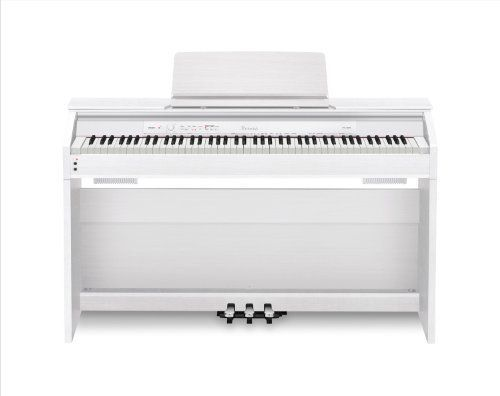 (OLD MODEL) Casio PX850 Privia 88-Key Digital Piano, White * Check out this great product.