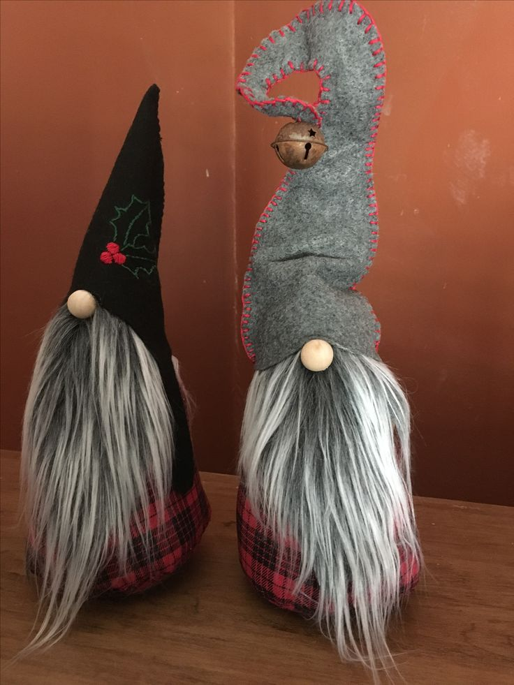 Gnomes made by Carol ❤️