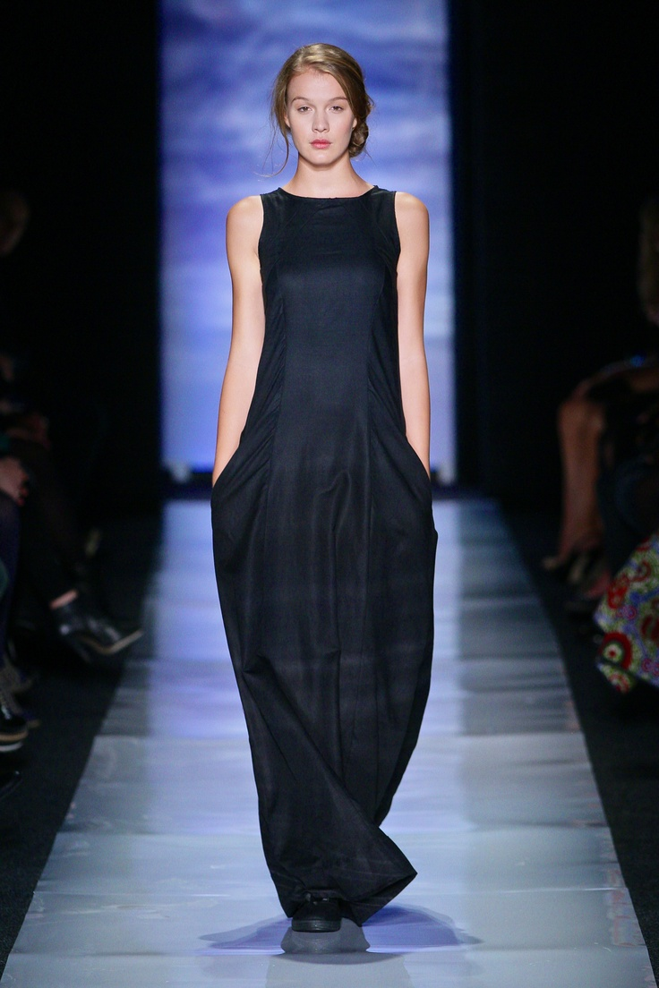 From Colleen Eitzen's Spring | Summer 2013 Collection showcased at SA Fashion Week. Photo by Simon Deiner / SDR Photo.