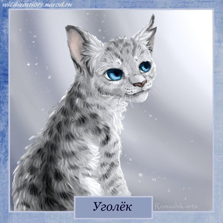 коты воители с именами и картинками критериями