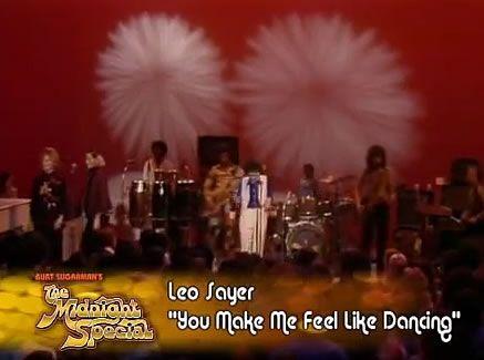 Leo Sayer - You make me feel like dancing
