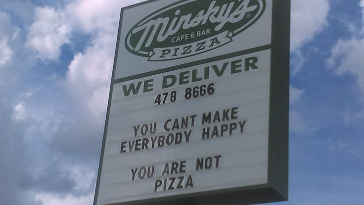 Wise words from the local pizza place   http://ift.tt/1Z2INmG via /r/funny http://ift.tt/1S58b8C  funny pictures