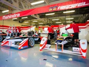 Mahindra Racing Confident On Being Competitive In Formula E Season 3