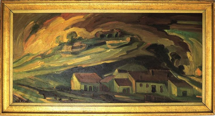 Jacques Mels, zicht op fort St. Pieter